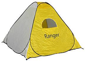 Всесезонная палатка для рыбалки Ranger winter-5 weekend RA 6602 + СЛЕДАЕМ СКИДКУ!, фото 3