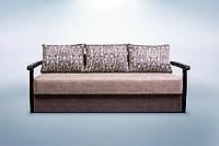 Прямой диван еврокнижка Фараон