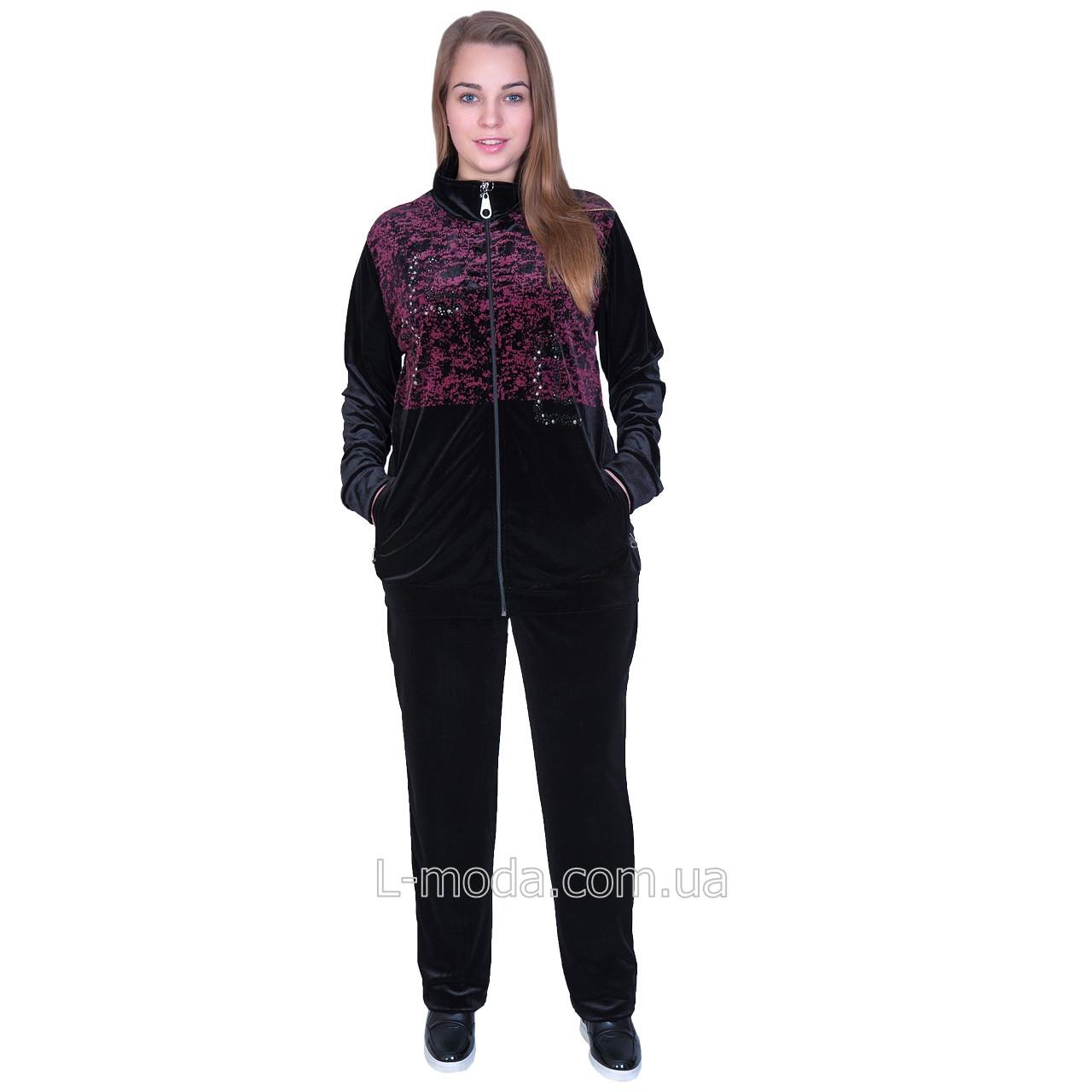 65229fe5 Спортивный костюм велюровый женский - L MODA магазин женской одежды,  производитель женской одежды и поставщик