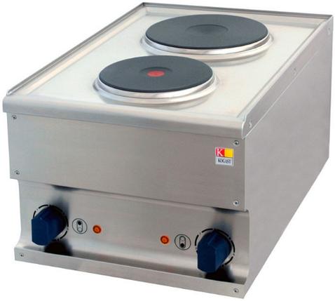 Плита электрическая Kogast ES-40, фото 2
