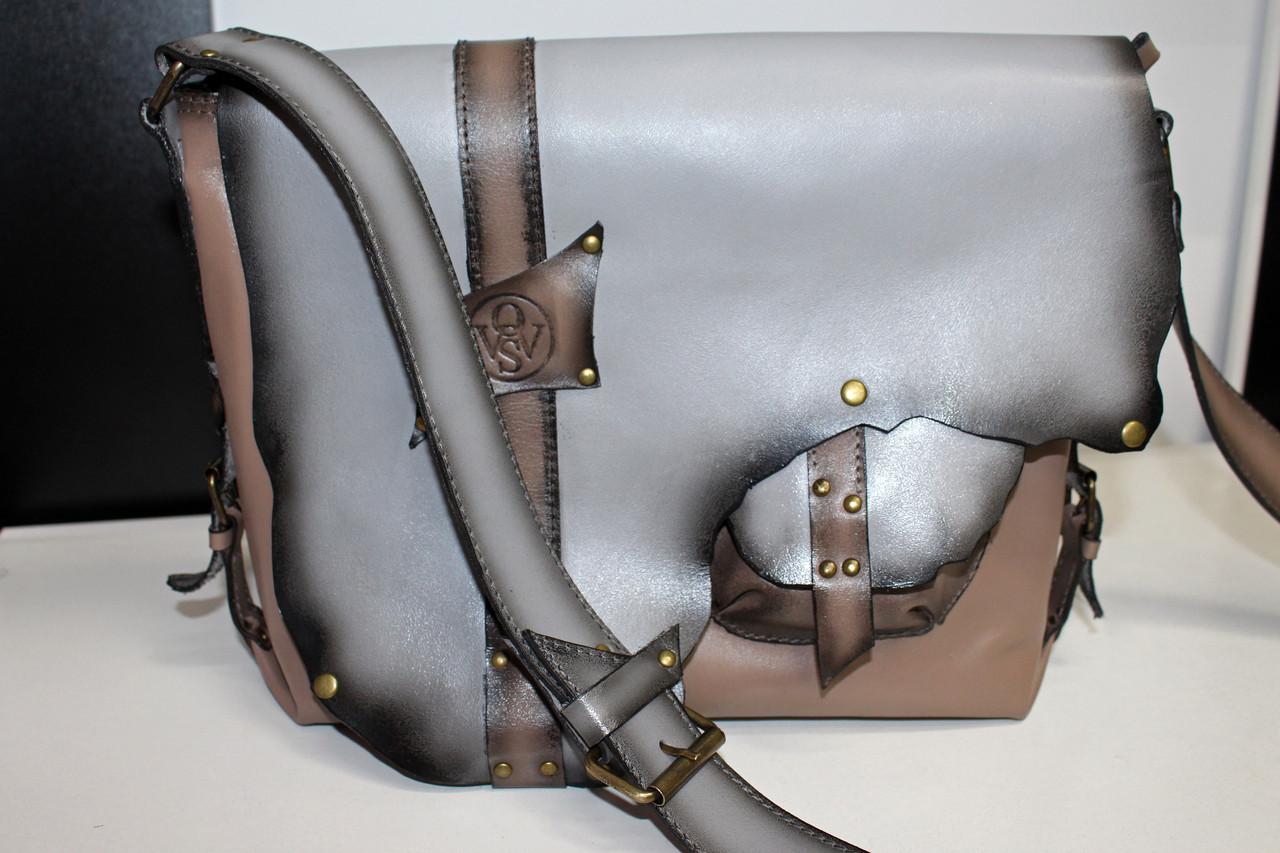 15aa4dbd6469 Кожаная женская сумка Handmade (Украина): продажа, цена в Ровно ...
