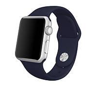 Спортивный ремешок для Apple Watch 42mm / 120mm - Dark-blue