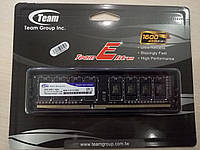 Память Team Elite DDR3-1600 4096MB PC3-12800 (TED34G1600HC11BK)