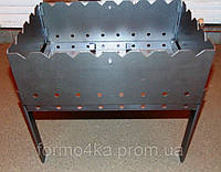 Мангал на 8 шампуров -чемодан, фото 1