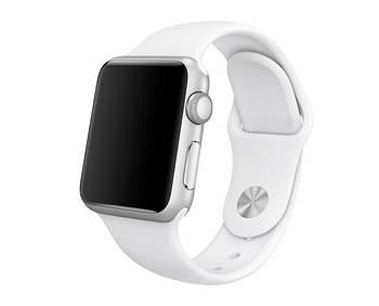 Спортивный ремешок Primo для Apple Watch 38mm / 40mm (S/M 110mm) - White