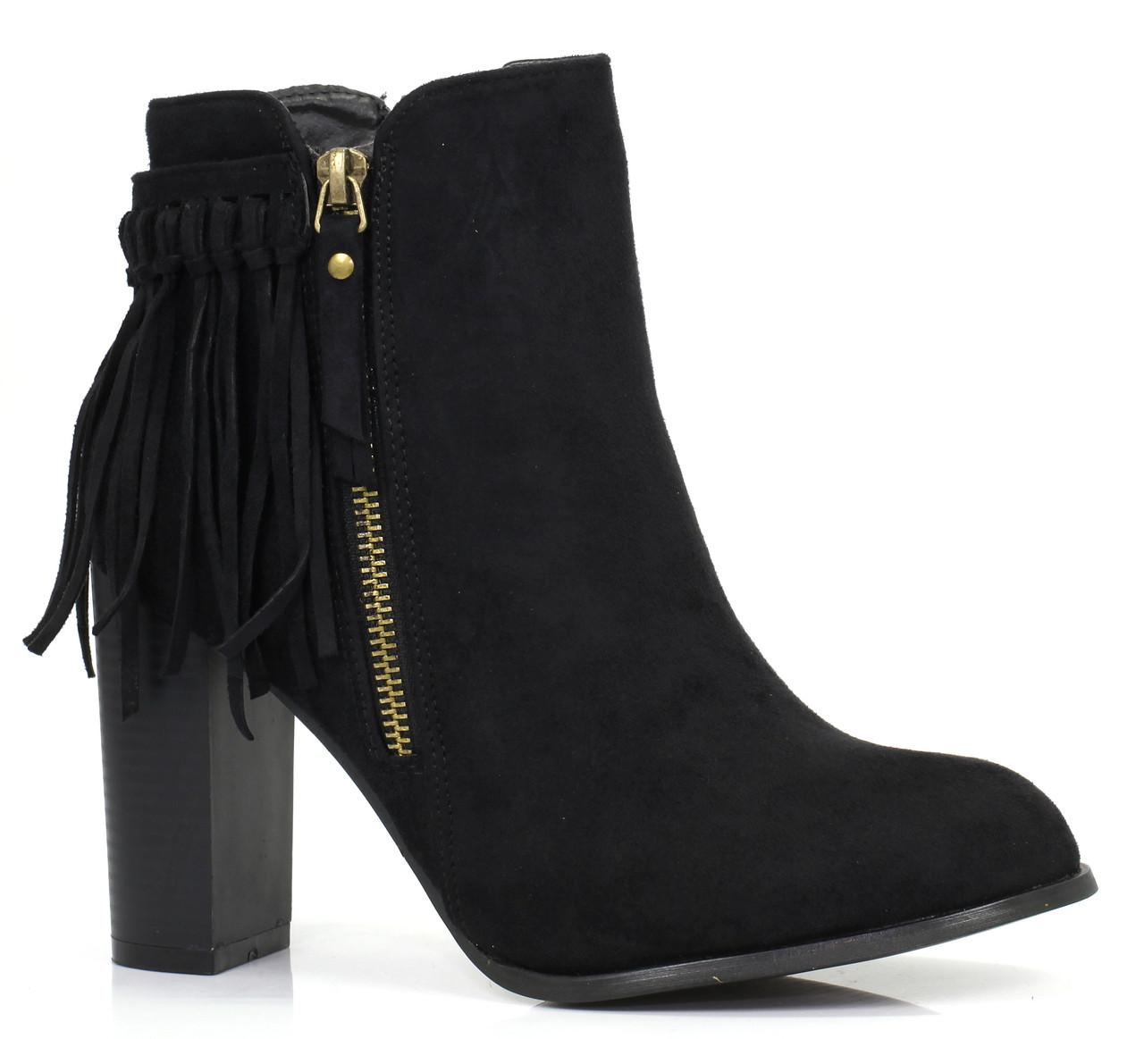 Женские ботинки Gurganus black
