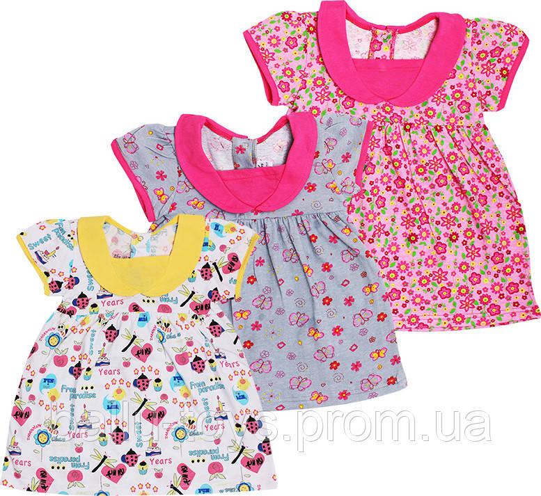 28c0a0d0016 Летнее ясельное платье для девочки 1-2 года Rouz  продажа