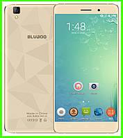 Смартфон BLUBOO MAYA 2 SIM, 2 RAM, 16 ROM, 13 MP, 4 ядра (GOLD)