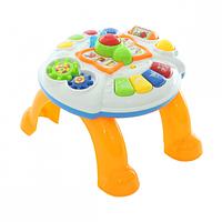 Развивающий многофункциональный Столик-центр для малышей Бабочка