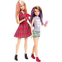 """Набір лялька Барбі і Скіппер серія 2015 """"Барбі і її сестри"""" Barbie, фото 1"""
