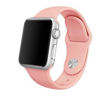 Спортивный ремешок Primo для Apple Watch 38mm / 40mm (S/M) - Sky Pink