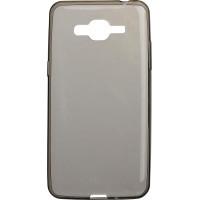 Силиконовый чехол Utty Ultra Thin на Samsung Galaxy J2 Prime SM-G532 Clean Grid Black