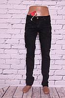 Стильные зауженные мужские джинсы 29-36рр. (код 1744)