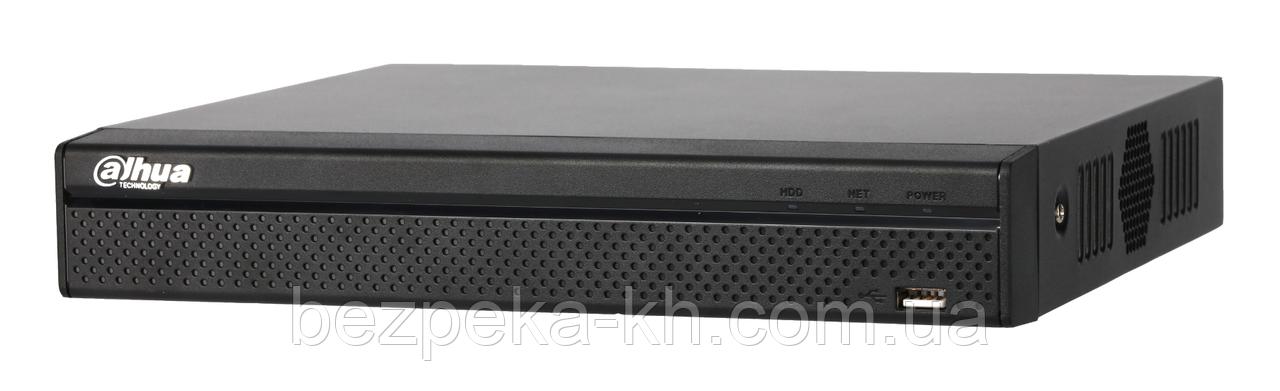 Сетевой PoE видеорегистратор  DAHUA DH-NVR2108HS-8P-S2