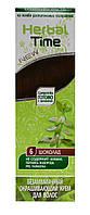Окрашивающая крем-хна HERBAL TIME №6 Шоколад