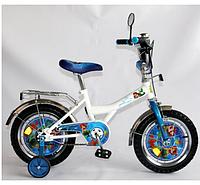 """Велосипед двухколёсный Baby Tilly Русалочка 14"""" BT-CB-0020"""