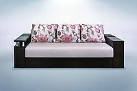 Прямой диван еврокнижка Олимп