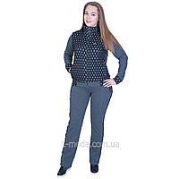 Спортивный костюм женский  трикотаж 46