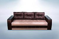 Прямой диван еврокнижка Лион