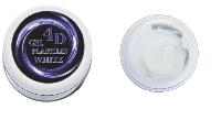 4D GEL PLASTILIN NAILS MOLEKULA DELUXE LINE 5 ML WHITE
