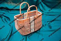 Плетеная сумка из лозы, фото 1