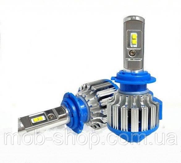 Світлодіодні лампи автомобільні фари з цоколем Н7 ксенон світлодіодний Xenon Led 6000к 35W