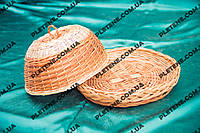 Хлебница из лозы