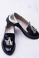 Женские лаковые  балетки  в 2х цветах RS 1720/4, фото 1