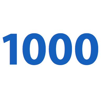 Витамин Е, 1000 МЕ