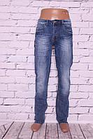 Мужские джинсы классического покроя (код В022)
