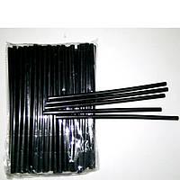 Клей для клеевого пистолета силиконовый черный 19см/0,7см