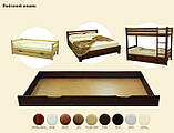 Кровать деревянная Л-206, фото 3