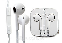 Наушники гарнитура Apple Earpods iPhone 5., фото 1
