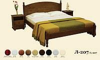 Кровать деревянная Л-207, фото 1