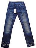 Мужские джинсы стильные FB 13-003 Blue Blue, фото 5