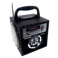 Портативная колонка радиоприемник NEEKA 83U