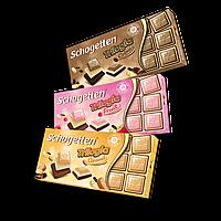 Шоколад Schogetten Trilogia Fruit (Трилогія Фруктова) - 100 г.