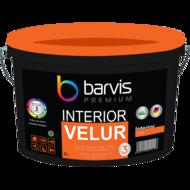 Интерьерная краска Interior Silk