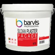 Штукатурк Facade Siloxan Plaster K15
