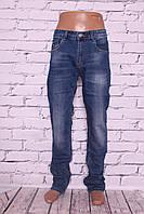 Джинсы мужские стильные классического покроя (код В006)