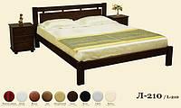 Кровать деревянная Л-210, фото 1