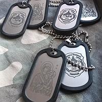Армейские жетоны на заказ