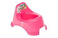 Горшок детский R_plastic розовый
