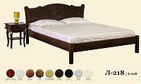 Кровать деревянная Л-218, фото 1