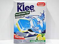 Таблетки для посудомоечной машины Herr Klee 102шт.