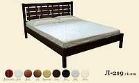 Кровать деревянная Л-219, фото 1