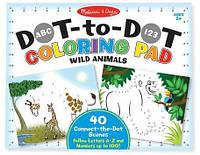 Раскраска по номерам Melissa & Doug Дикие животные (MD9104)