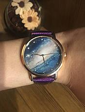 Часы женские Космос (фиолетовые), фото 2