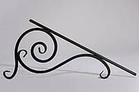 Элемент кованый наклонный для навесов, козырьков комплект