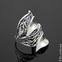 Женское серебряное Кольцо Дефиле